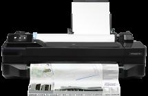 HP Designjet T120 610 mm e-Yazıcı (CQ891A)