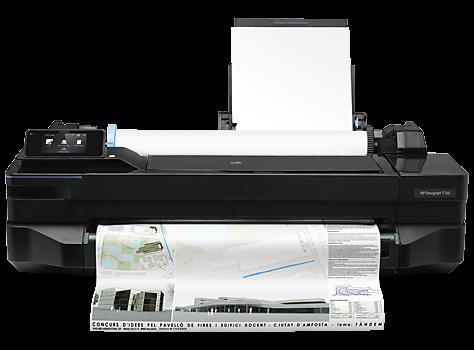 HP Designjet T120 610 mm e-Yazıcı (CQ891A) Satış-Servisi