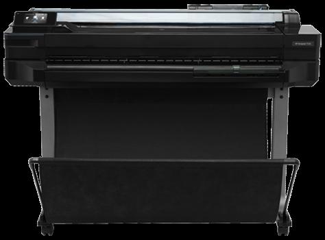 HP Designjet T520  A0/914mm e-Yazıcı (CQ893A) Satış-Servisi