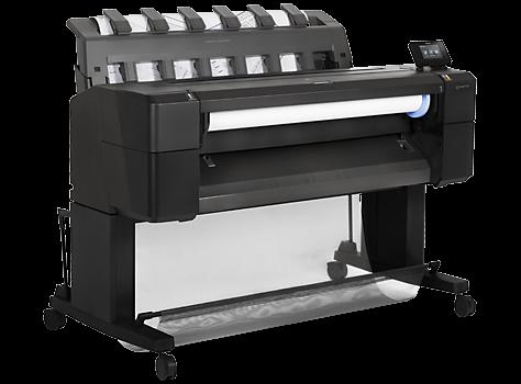 HP Designjet T920 A0/914mm ePrinter (CR354A) Satış-Servisi