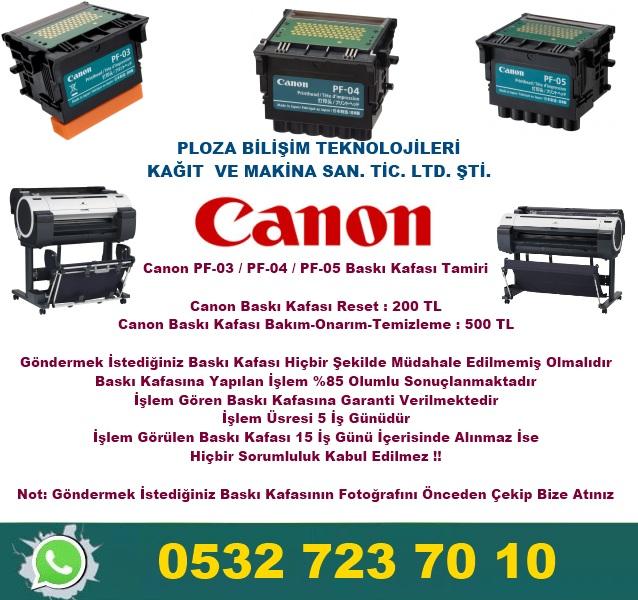 canon-pf-baski-kafa-tamiri-acma-fiyatlari