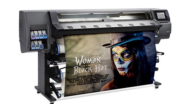"HP Designjet  Latex 360 61"" inç Plotter Yazıcı B4H70A"