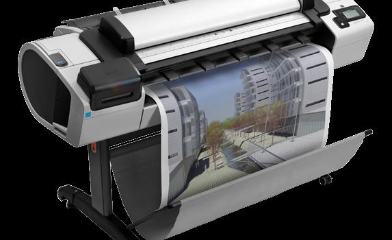 HP Designjet T2300 eMultifunction Plotter Satış Fiyatı Satışı-Servisi