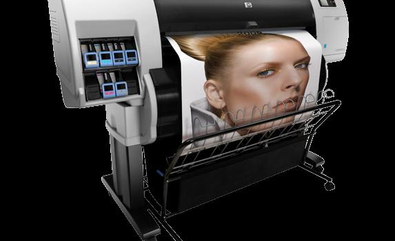 HP Designjet T7100 Plotter Satış Fiyatı Satışı-Servisi