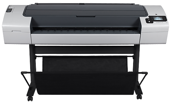 HP Designjet T790 1118 mm PostScript Plotter Satış Fiyatı Satışı-Servisi