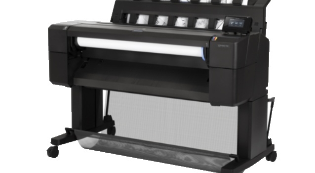 HP DesignJet T930 PS 36-inç Plotter