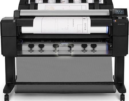 HP DesignJet T2530 Çok İşlevli Plotter Yazıcı